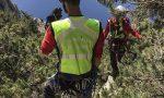 Monzese disperso a Tavolara: Soccorso Alpino all'opera (VIDEO)