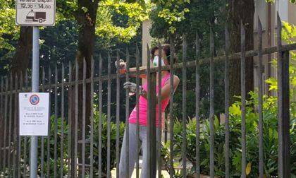 """ORENO: nel """"week end del decoro"""" rimessa a nuovo la scuola Ada Negri"""