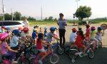 Ronco briantino: l'educazione stradale arriva alla scuola materna VIDEO
