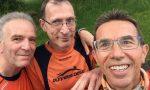 Tre runners di Desio alla Monza-Resegone per  aiutare il Banco Alimentare