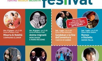Vimercate Festival: una prima edizione che promette scintille