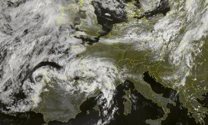 Allerta meteo in Brianza: violenti temporali in arrivo
