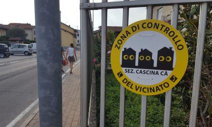 Sulbiate, al via il controllo di vicinato a Cascina Cà