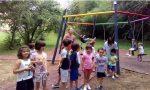 Agliate, nuovi giochi al parco e i bimbi ringraziano – VIDEO