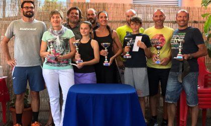 Tennis, Master della Brianza: Marco Arienti in vetta