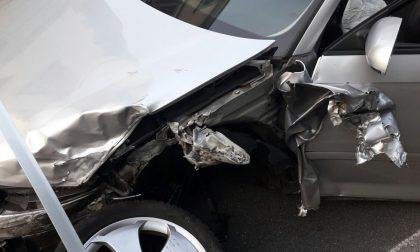Incidente in via San Gottardo a Monza, 2 feriti