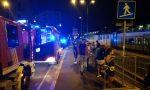 Tragedia sulla linea ferroviaria Milano Monza
