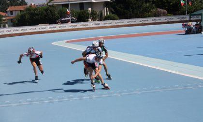 Campionati italiani pattinaggio: Bellusco si aggiudica la gara su pista