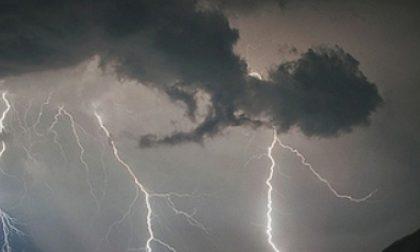 Arriva un'altra fase temporalesca: possibili nubifragi anche in Brianza PREVISIONI