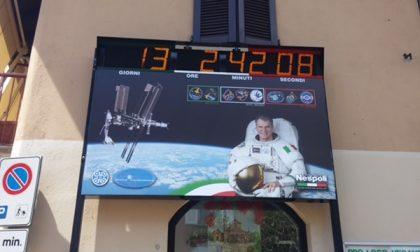 Conto alla rovescia per il lancio di Nespoli: Verano si prepara a tifare per l'astronauta