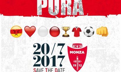 Monza 1912, stasera la nuova squadra