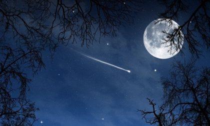Dopo l'assaggio di San Lorenzo questa notte il clou delle stelle cadenti
