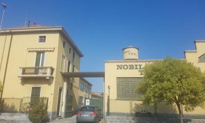 Nobiltex verso il fallimento: 24 lavoratori senza lavoro