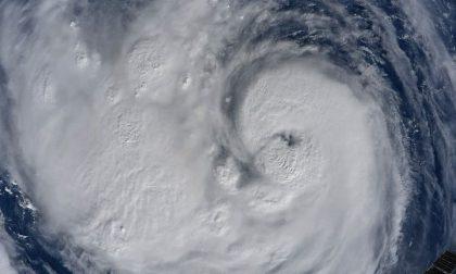 Uragano Harvey fotografato da AstroPaolo