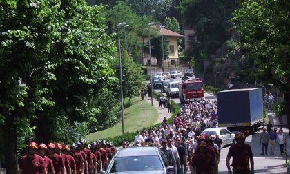 Besana dice addio ai cortei funebri