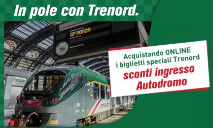 Gran Premio di Monza: se arrivi in treno il biglietto è scontato