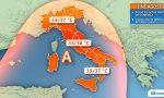 Arriva Polifemo: nuova ondata di caldo torrido sulla Brianza