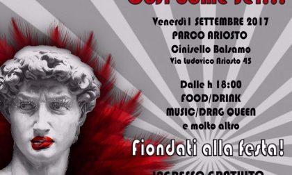 Cinisello Balsamo: per la prima volta uno spettacolo di Drag Queen al Parco Ariosto