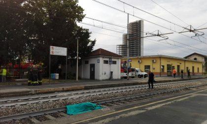 Desio: uomo travolto da un treno in stazione