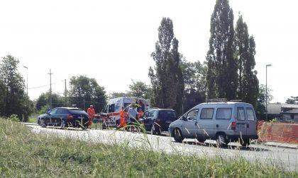Monza: rotonda a fagiolo di Sant'Albino ancora sotto i riflettori. Oggi ennesimo incidente – FOTO
