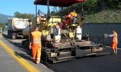 Carate, asfalto nuovo sulle strade: cantieri al via a fine agosto