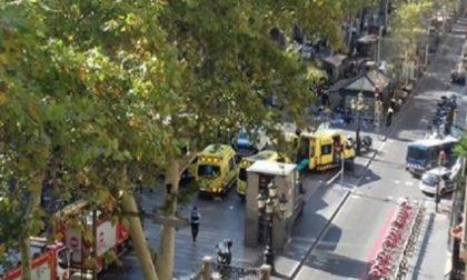 Limbiate: Ex consigliera scampata all'attentato di Barcellona