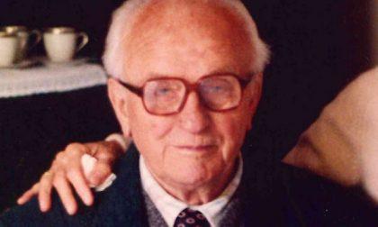 Carnate: se n'è andato a 101 anni Pasquale Passoni