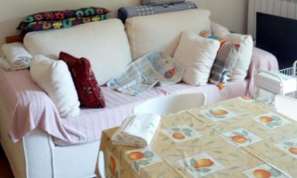 Monza: arreda l'appartamento ma è abusiva, scatta lo sgombero