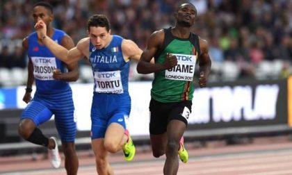Carate, Tortu a caccia dell'impresa: stasera la semifinale dei 200