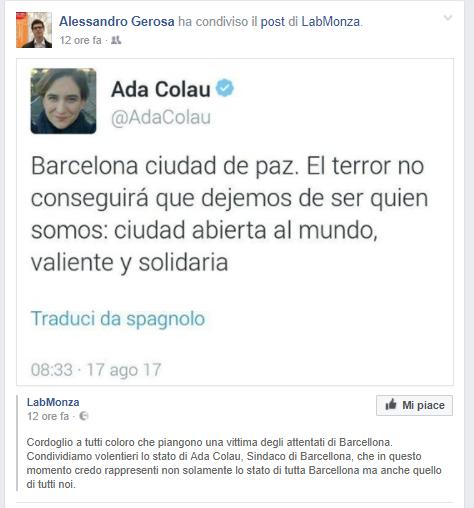 Attentato di Barcellona