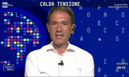"""Il sindaco di Sesto San Giovanni su Rai 3: """"Troppi 61 Daspo? No. Abbiamo ereditato una situazione di insicurezza"""""""