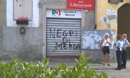 Monza, nuovo assalto alla sede del Pd