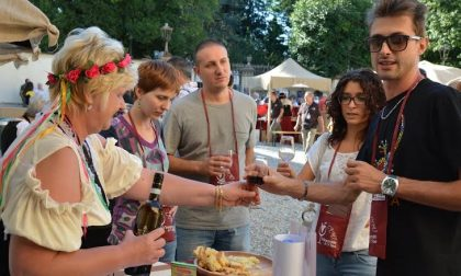 Vimercate città del vino per un week end
