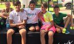 Brillano i talenti del Tennis Villasanta