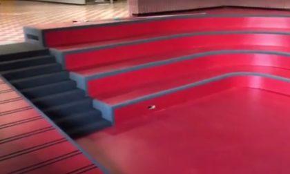 Seveso, nuovo auditorium alla scuola 'Don Giussani'
