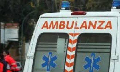 Ancora un incidente sulla Statale 36: auto ribaltata