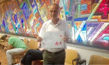 """Volantino sulla sede della Lega, a Giussano: """"Fascisti"""""""