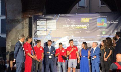 Monza GP: tutti i premiati della serata di Confartigianato Motori