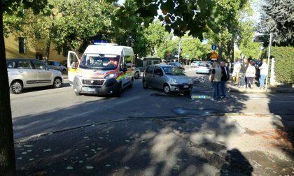 Nova Milanese, ciclista investito da un'auto in via Locatelli
