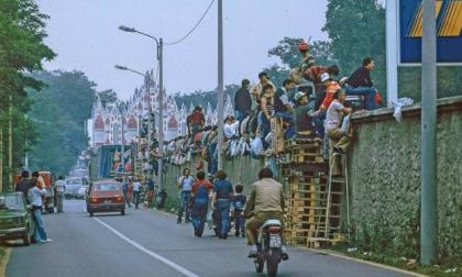 Gran Premio di Monza…anno 1981 – LE FOTO STORICHE