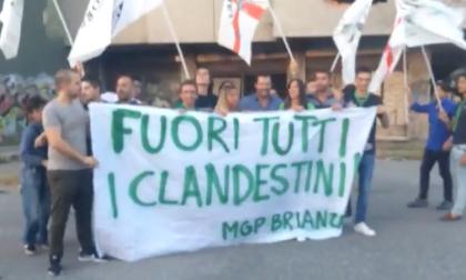 """Salvini a Desio: """"Situazione peggiorata, intervenga la forza pubblica"""" – VIDEO"""