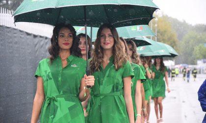 Gran Premio di Monza: sfilano bellezze e celebrità – GALLERY