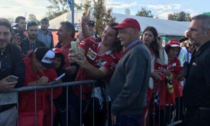 Gran Premio di Monza: grandi dei motori in passerella per autografi e selfie