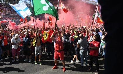 Gran Premio di Monza: è boom di presenze. Tutte le foto e i video della giornata