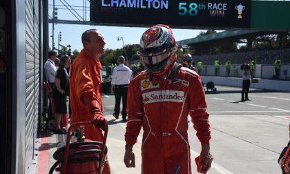 La Ferrari è terza a Monza, il podio esalta i tifosi delle rosse