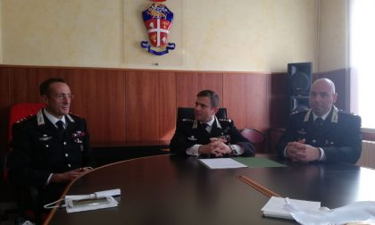 Cambio al vertice al Comando dei Carabinieri: arriva Pacioni