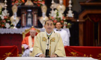 Mario Delpini in visita al Centro Maria Letizia Verga