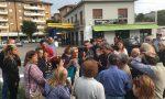 Nova Milanese, cittadini in rivolta per la nuova viabilità di via Leopardi. FOTO E VIDEO