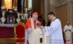 A Seveso monsignor Delpini ha ricevuto il Pallio da Scola, delegato del Papa