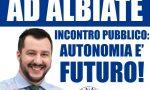 Matteo Salvini ad Albiate – Segui la DIRETTA!